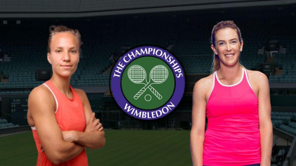 Apostas Viktorija Golubic vs Madison Brengle Wimbledon 02/07/21