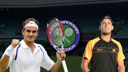 Apostas Roger Federer vs Cameron Norrie Wimbledon 03/07/21