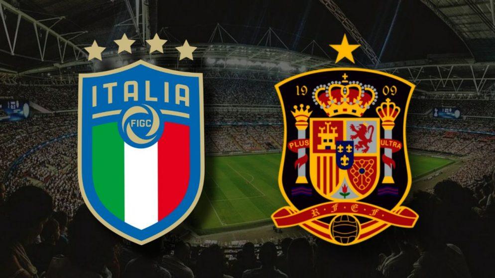 Apostas Itália vs Espanha Euro 06/07/21