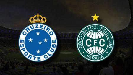 Apostas Cruzeiro vs Coritiba Brasileirão Série B 06/07/21