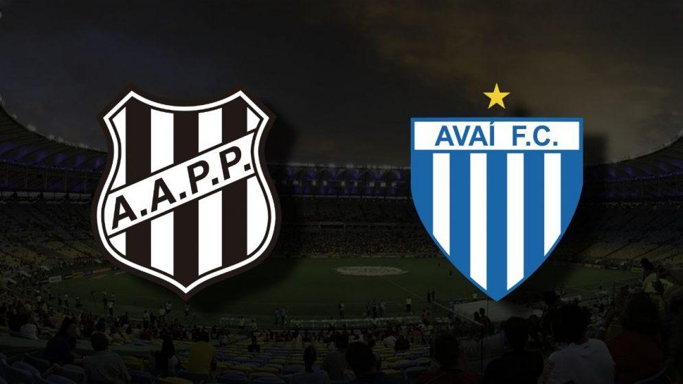 Apostas Ponte Preta vs Avaí Brasileirão Série B 06/07/21
