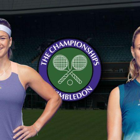 Apostas Karolina Muchová vs Angelique Kerber Wimbledon 06/07/21