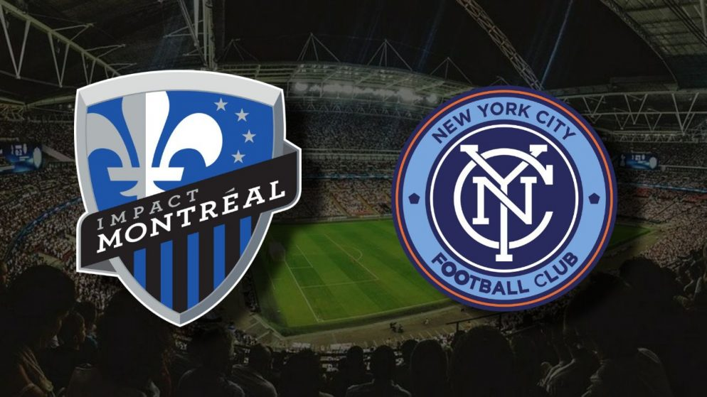Apostas CF Montreal vs New York City FC MLS 07/07/21
