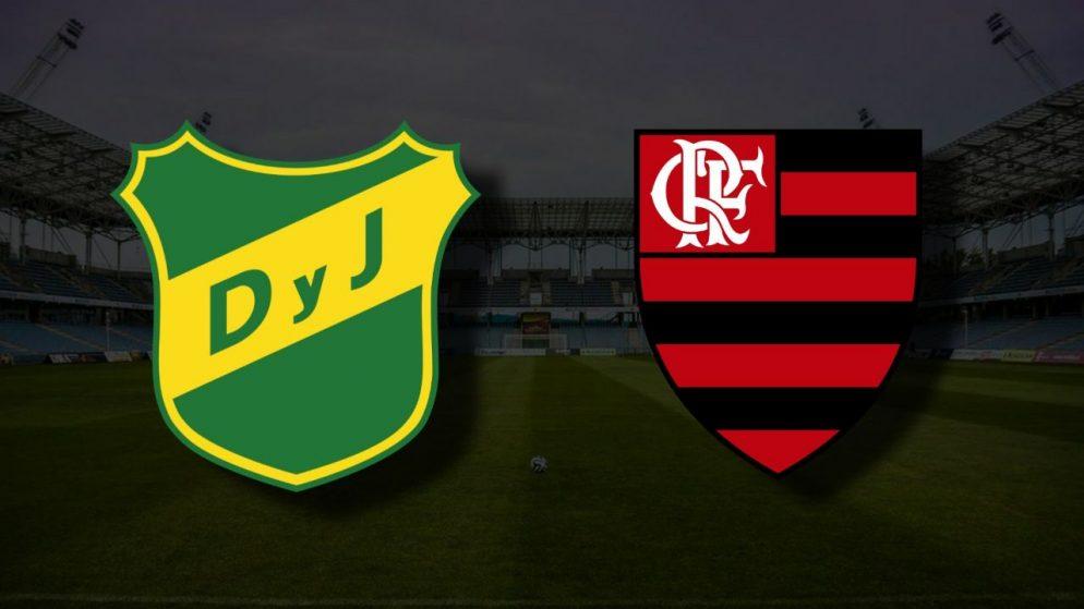 Apostas Defensa y Justicia vs Flamengo Libertadores 14/07/21