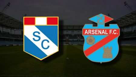 Apostas Sporting Cristal vs Arsenal de Sarandí Sul-Americana 14/07/21
