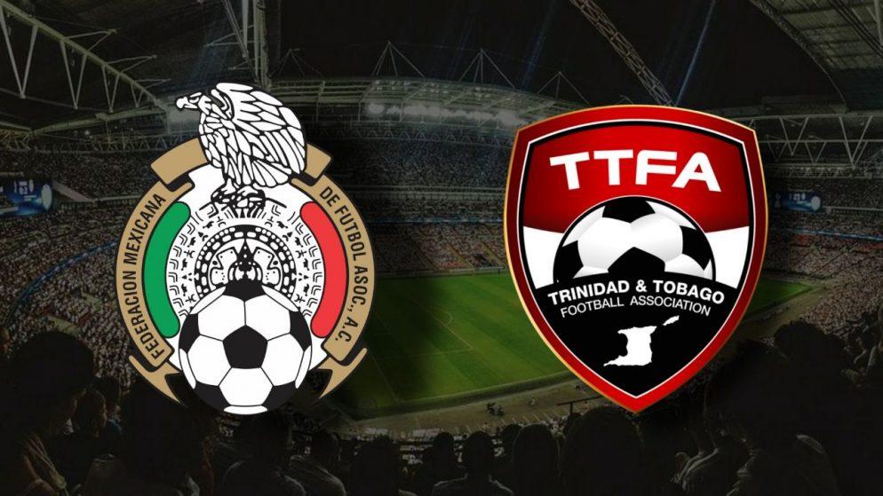 Apostas México vs Trinidad e Tobago Copa Ouro 10/07/21