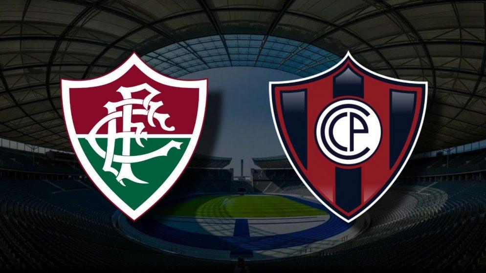 Apostas Fluminense vs Cerro Porteño Libertadores 20/07/21