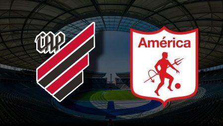 Apostas Athletico Paranaense vs América de Cali Sul-Americana 20/07/21