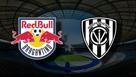 Apostas Red Bull Bragantino vs Independiente del Valle Sul-Americana 21/07/21