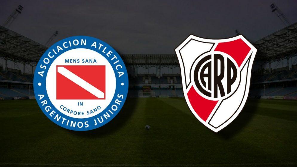 Apostas Argentinos Juniors vs River Plate Libertadores 21/07/21