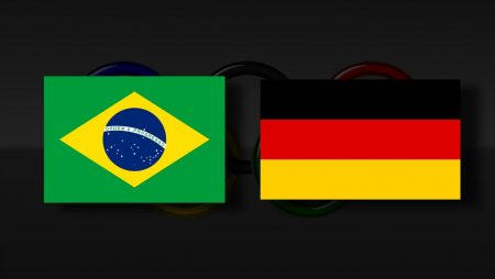 Apostas Brasil Olímpico vs Alemanha Olímpica Tóquio 2020 22/07/21