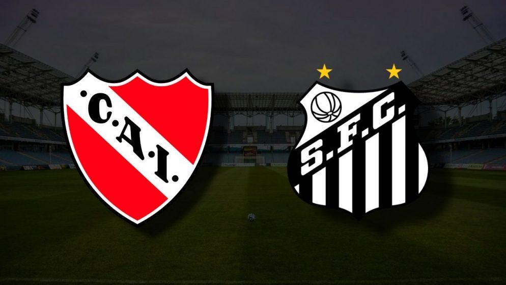 Apostas Independiente vs Santos Sul-Americana 22/07/21