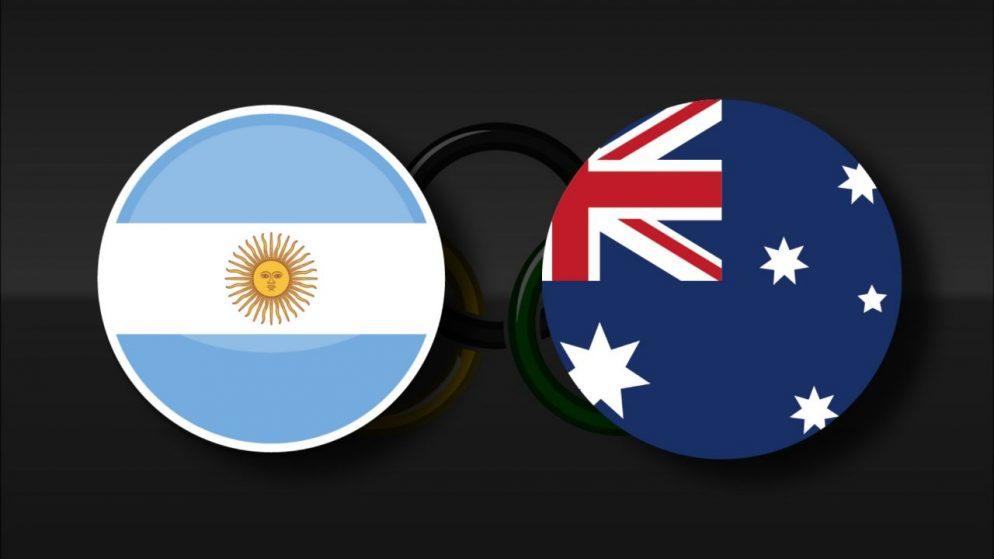 Apostas Argentina Olímpica vs Austrália Olímpica Tóquio 2020 22/07/21