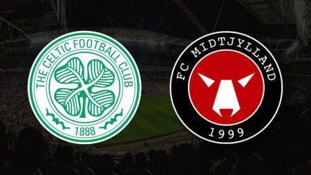 Apostas Celtic vs FC Midtjylland Qualificação Liga dos Campeões 20/07/21