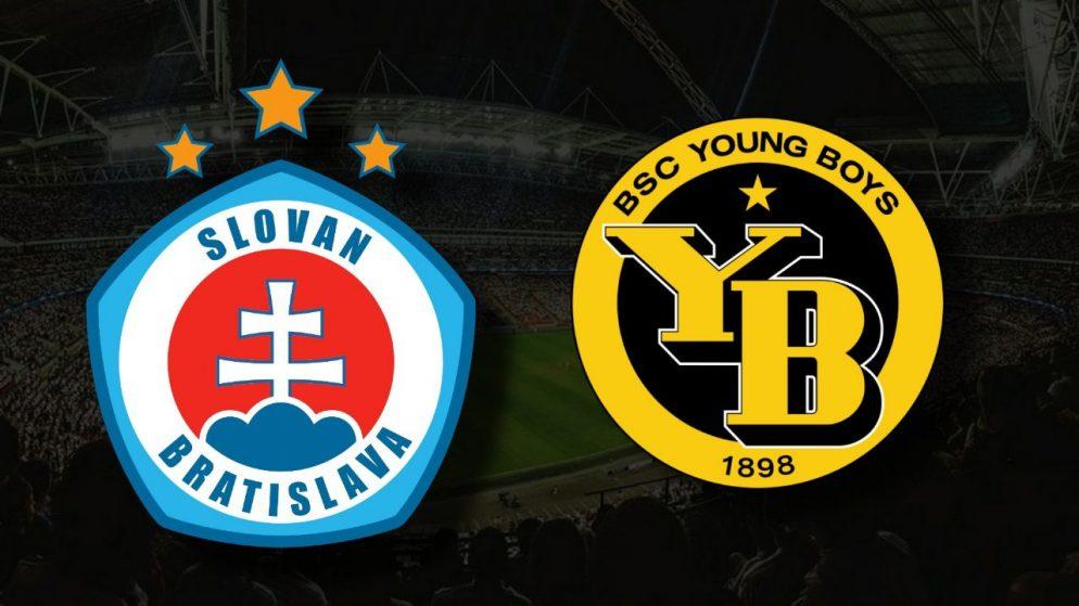 Apostas Slovan Bratislava vs Young Boys Champions 21/07/21