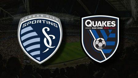 Apostas Sporting Kansas City vs San Jose Earthquakes MLS 21/07/21
