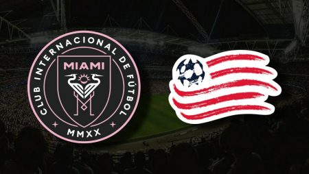 Apostas Inter Miami vs New England Revolution MLS 21/07/21