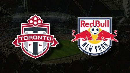 Apostas Toronto FC vs New York Red Bulls MLS 21/07/21