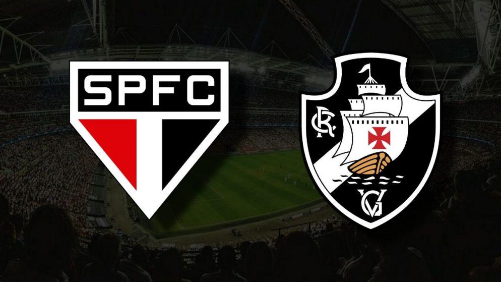 Apostas São Paulo vs Vasco da Gama Copa do Brasil 28/07/21