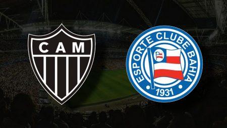 Apostas Atlético Mineiro vs Bahia Copa do Brasil 28/07/21