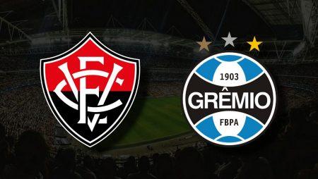 Apostas Vitória vs Grêmio Copa do Brasil 27/07/21