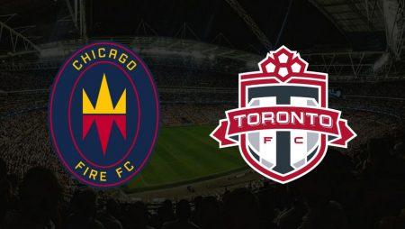 Apostas Chicago Fire vs Toronto FC MLS 24/07/21