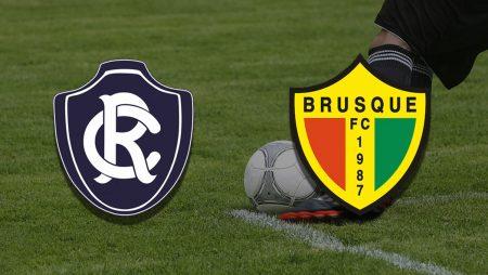 Apostas Remo vs Brusque Série B 15/07/21