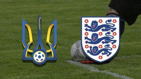 Apostas Ucrânia vs Inglaterra Euro 03/07/21