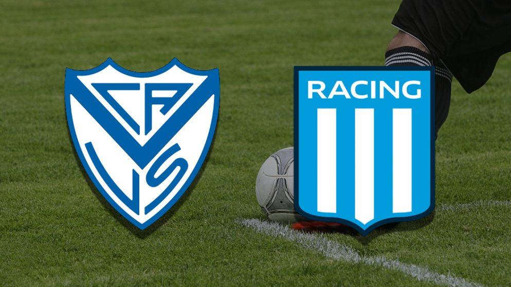 Apostas Vélez Sarsfield vs Racing Campeonato Argentino 18/07/21