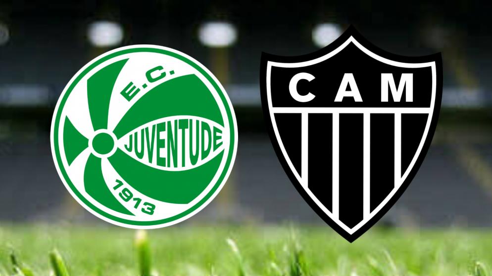 Apostas Juventude vs Atlético Mineiro Brasileirão 08/08/21