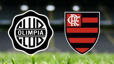 Apostas Club Olimpia vs Flamengo Libertadores 11/08/21