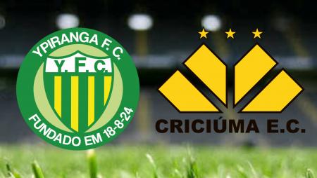 Apostas Ypiranga vs Criciúma Brasileirão Série C 14/08/21