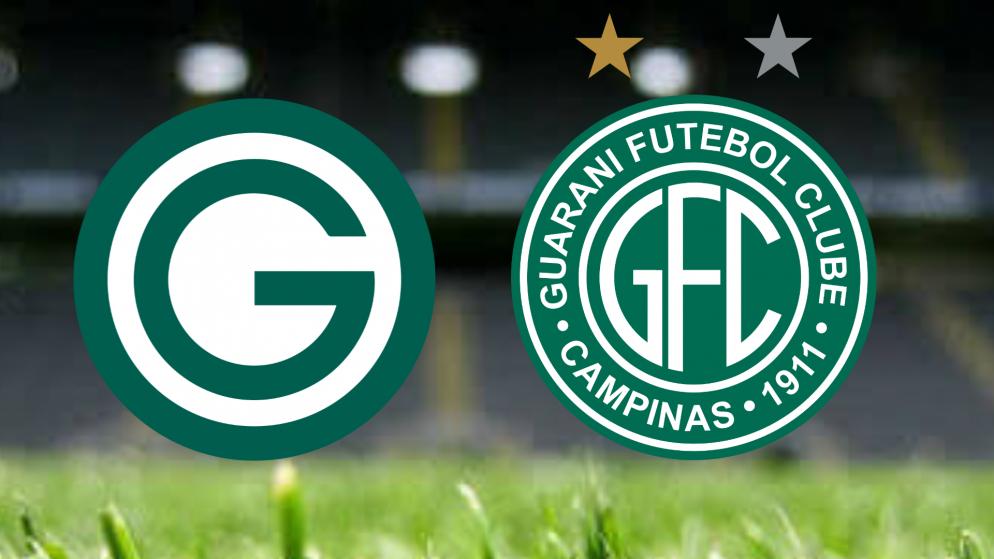 Apostas Goiás vs Guarani Brasileirão Série B 12/08/21