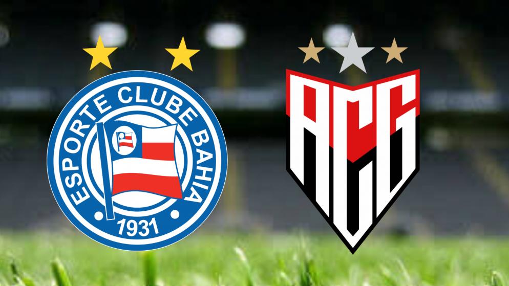 Apostas Bahia vs Atlético Goianiense Brasileirão 15/08/21