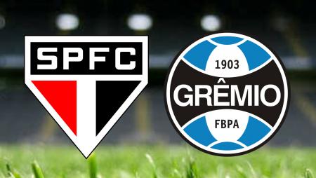 Apostas São Paulo vs Grêmio Brasileirão 15/08/21