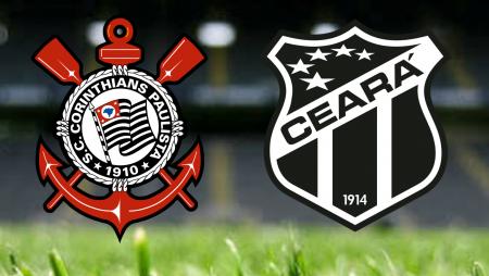 Apostas Corinthians vs Ceará Brasileirão 15/08/21