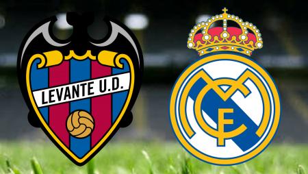 Apostas Levante vs Real Madrid La Liga 22/08/21
