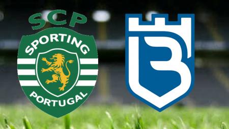 Apostas Sporting vs Belenenses SAD Primeira Liga 21/08/21
