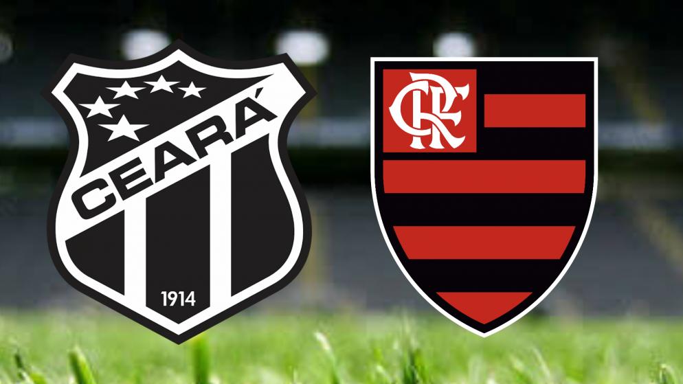 Apostas Ceará vs Flamengo Brasileirão 22/08/21