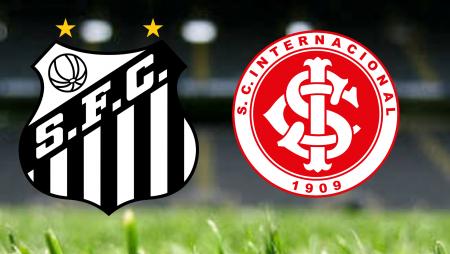 Apostas Santos vs Internacional Brasileirão 22/08/21