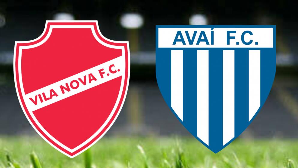 Apostas Vila Nova vs Avaí Brasileirão Série B 25/08/21