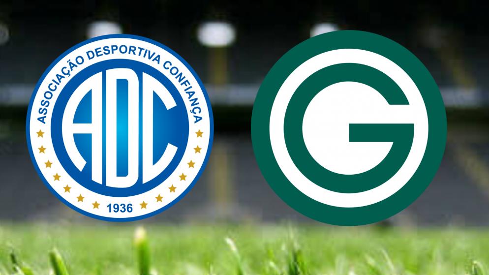 Apostas Confiança vs Goiás Brasileirão Série B 26/08/21