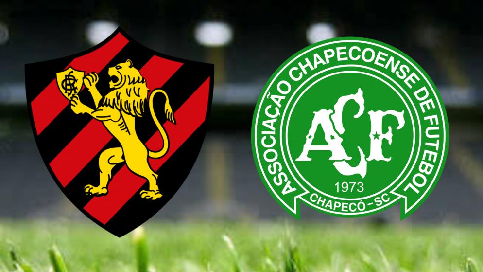 Apostas Sport vs Chapecoense Brasileirão 28/08/21