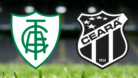 Apostas América Mineiro vs Ceará Brasileirão 29/08/21