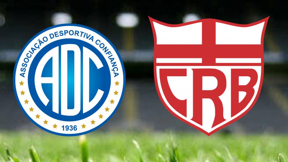 Apostas Confiança vs CRB Brasileirão Série B 01/09/21