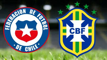 Apostas Chile vs Brasil Eliminatórias 03/09/21