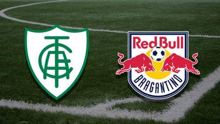 Apostas América Mineiro vs Red Bull Bragantino Brasileirão 24/08/21