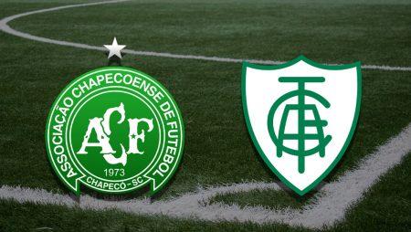 Apostas Chapecoense vs América Mineiro Brasileirão 17/08/21