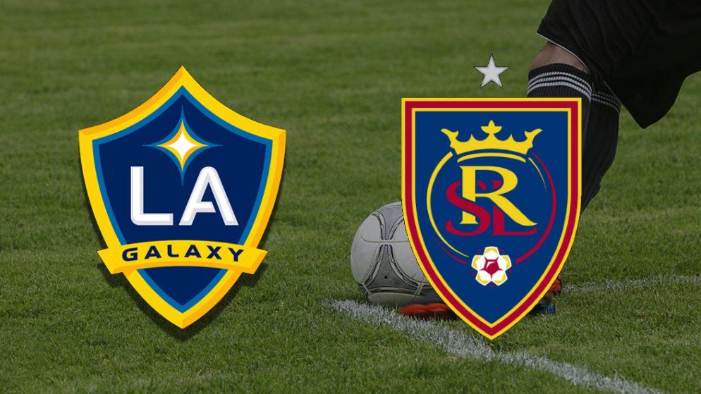 Apostas Los Angeles Galaxy vs Real Salt Lake MLS 05/08/21