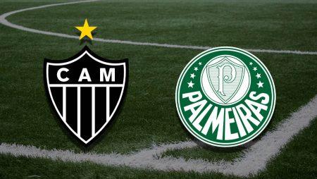 Apostas Atlético Mineiro vs Palmeiras Brasileirão 14/08/21